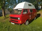 Volkswagen T25 4 berth 20 petrol aircooled new upholstery restored NO RESERVE