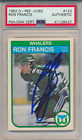 Ron Francis Cards, Rookie Card and Autographed Memorabilia Guide 29