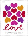 US 5339 Love Hearts Blossom forever single 1 stamp MNH 2019 after 1 25