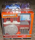 New Matchbox Car Bank Alarm Playset ERROR with LIMO Mint