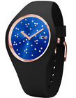 ICE WATCH 016294 ICE cosmos Star Deep blue Medium, Silikon Blau neu