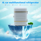 4L Portable Refrigerator 2 in 1 Cooler Warmer Fridge for Car Home Office T0G4
