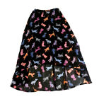 D SIGNED BY DISNEY High Low Sheer Lined Skirt Cats Dogs Girls Size L