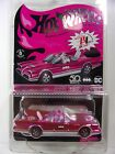 Hot Wheels 32nd Convention 50th RLC Pink 66 Batmobile In Hand ready to ship