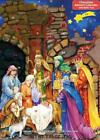 Chocolate Advent Countdown Calendar The Stable Nativity B109 Pop a Door a Day