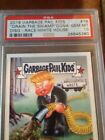 Donald Trump 2016 Drain the Swamp Topps Garbage Pail Kids Disg-Race White House