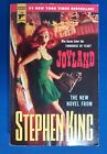 Joyland by Stephen King First Hard Case Crime Edition June 2013 large pprback