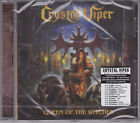 CRYSTAL VIPER 2017 CD - Queen Of The Witches +1 - Battle Beast/White Skull - NEW