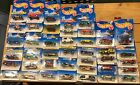 Huge 41 Assorted Vehicle Hot Wheels Lot New in Package w Hard to Find Cars