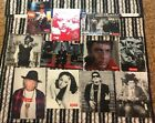 Supreme rare sticker lot collection NEIL YOUNG SADE BASQUIAT BRUCE LEE SCARFACE