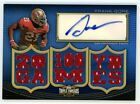 2010 Topps Triple Threads Frank Gore RC Jersey Autograph # 18 Patch Auto Signed