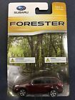 Official Genuine Subaru 2015+ Forester 1 64 Die Cast Toy Car 246237 Red New OEM