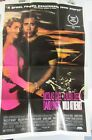 Wild at Heart David Lynch folded one sheet home video movie poster plus teaser