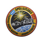 APOLLO SOYUZ LION BROTHERS VINTAGE ORIGINAL Hallmarked CLOTH Mission Hook Patch