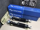 Mercedes Benz W140 Hydraulic Shocks SACHS X2 New 1991 - 1999