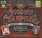 2018 Upper Deck Goodwin Champions Factory Sealed Hobby Box