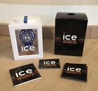 ICE Watch – Skydiver Aqua Chronograph - Herrenuhr - Uhr - blau blue - Neu