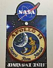 NASA APOLLO 14 MISSION PATCH Official Authentic SPACE 4in USA