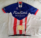 Nalini BROOKLYN SM Cycling Jersey Road Fixed Bike Racing Red White Blue USA Flag