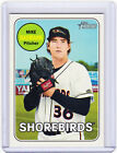 2018 Topps Heritage Baseball Variations Checklist and Gallery 140