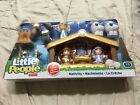 Fisher Price Little People Nativity Set 2015 NEW IN BOX