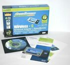 Linksys WPC54GS PCMCIA Wireless G SpeedBooster Laptop Notebook Computer Adapter