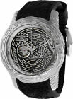 Invicta Men's S1 Rally Automatic 100m Stainless Steel/Black Silicone Watch 26425