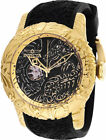 Invicta Men's S1 Rally Automatic Gold Tone Stainless Steel/Silicone Watch 26433