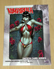 2018 5finity VAMPIRELLA sketch card sealed pack with one sketch card
