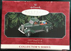 Hallmark Ornament: 1937 FORD V-8 - All-American Trucks #4 - Dated 1998
