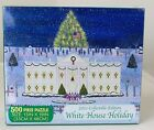 Obama White House Jigsaw Puzzle Sealed 500 Pieces Briarpatch 2011 Holiday