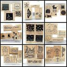 Stampin Up Rubber Stamp Sets You Choose Choice Stamps Flat Shipping Fee 399
