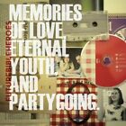 Future Bible Heroes Memories Of Love Eternal Youth and Partygoing New Vinyl