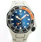 Girard Perregaux 49960 Sea Hawk Stainless Steel 44mm Automatic Diver Men's Watch
