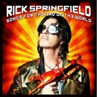 Rick Springfield - Songs For The End Of The World: Int'L Edition [CD New]