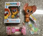 Funko Pop Gamestop Exclusive Mystery Box CHASE Disney TALESPIN WILDCAT