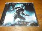 LEON'S SALE:IMPELLITTERI-THE NATURE OF THE BEAST 2018 CD+1 BONUS ROB ROCK
