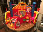 Fisher Price Little People Amazing Animals Circus with Touch and Feel Animals