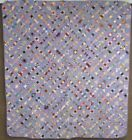 924 Small Scale Blocks! c 1930s Bow Tie VINTAGE Quilt Feedsack The best
