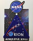 NASA ORION MISSION PATCH Official Authentic SPACE 4in Made in USA