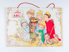 Rare Vintage Leslie Missouri Children Nativity ABC Quotes Advent Calendar Unique
