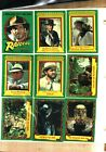 1981 Topps Raiders of the Lost Ark Trading Cards 6