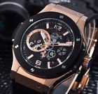 Mens Watch Age Girl Automatic Mechanical With Hublot Bend Sport Luxury Men's