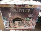 24 pc Kirkland Signature Nativity Set Hand Painted Gorgeous detail RARE 696478