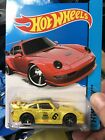 Custom Hot Wheels Swatch Porsche 993 Gt2 With Real Riders