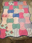 Antique Vintage Doll Baby Quilt