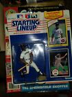 1990 KEVIN MITCHELL San Francisco Giants Starting Lineup Mets card