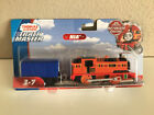 Trackmaster-Thomas NIA with car CAR-battery operated motorized-NIP-Free USA ship