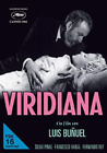 BUNUELLUIS VIRIDIANA 50TH ANNIVERSARY E GERMA UK IMPORT DVD REGION 2 NEW