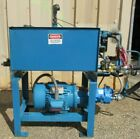 HYDRAULIC POWER UNIT W VALVES AND RELIANCE ELECTRIC MOTOR P18G3800A 60Hz